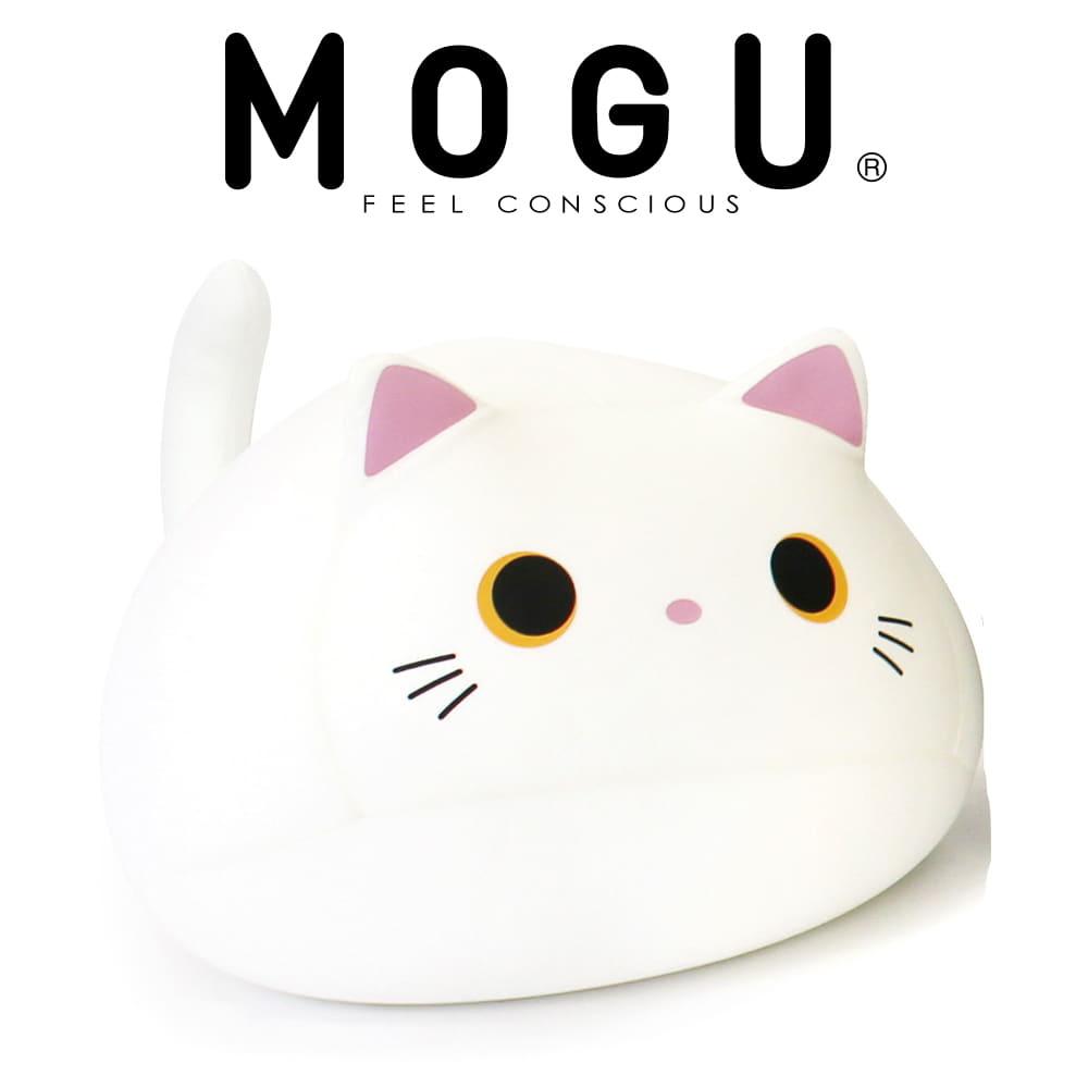 MOGU(モグ) もぐっち みーたん ホワイト 画像1