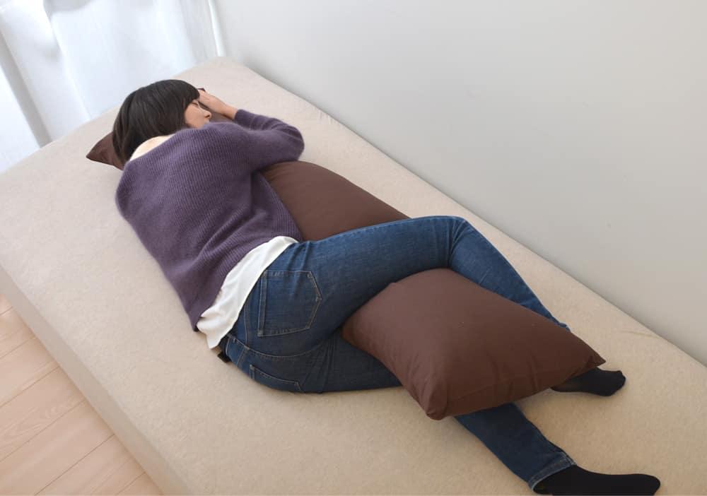 OX(オックス) カバー式ロング抱き枕 45×150センチ 画像3