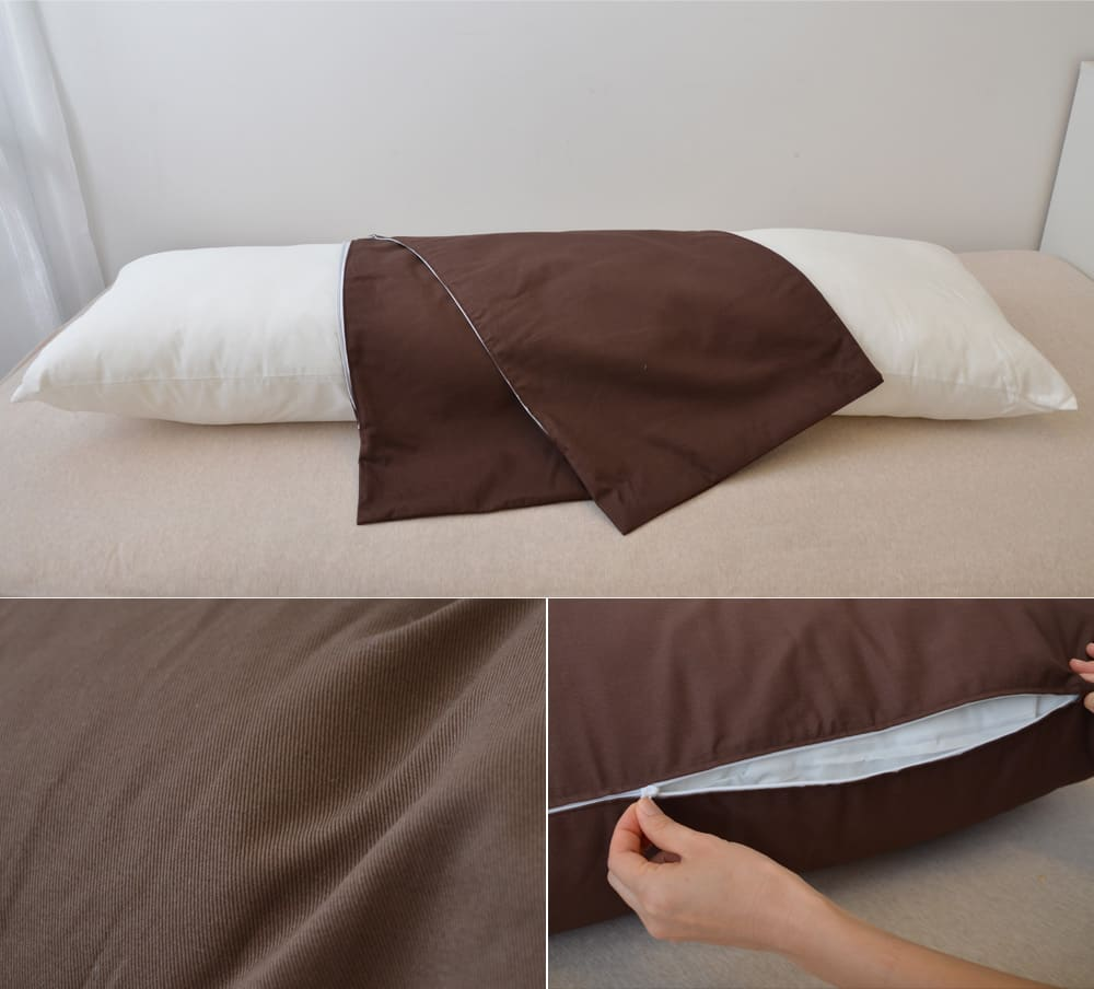 OX(オックス) カバー式ロング抱き枕 45×150センチ 画像6