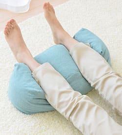 はじめての足枕