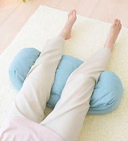 はじめての膝下枕