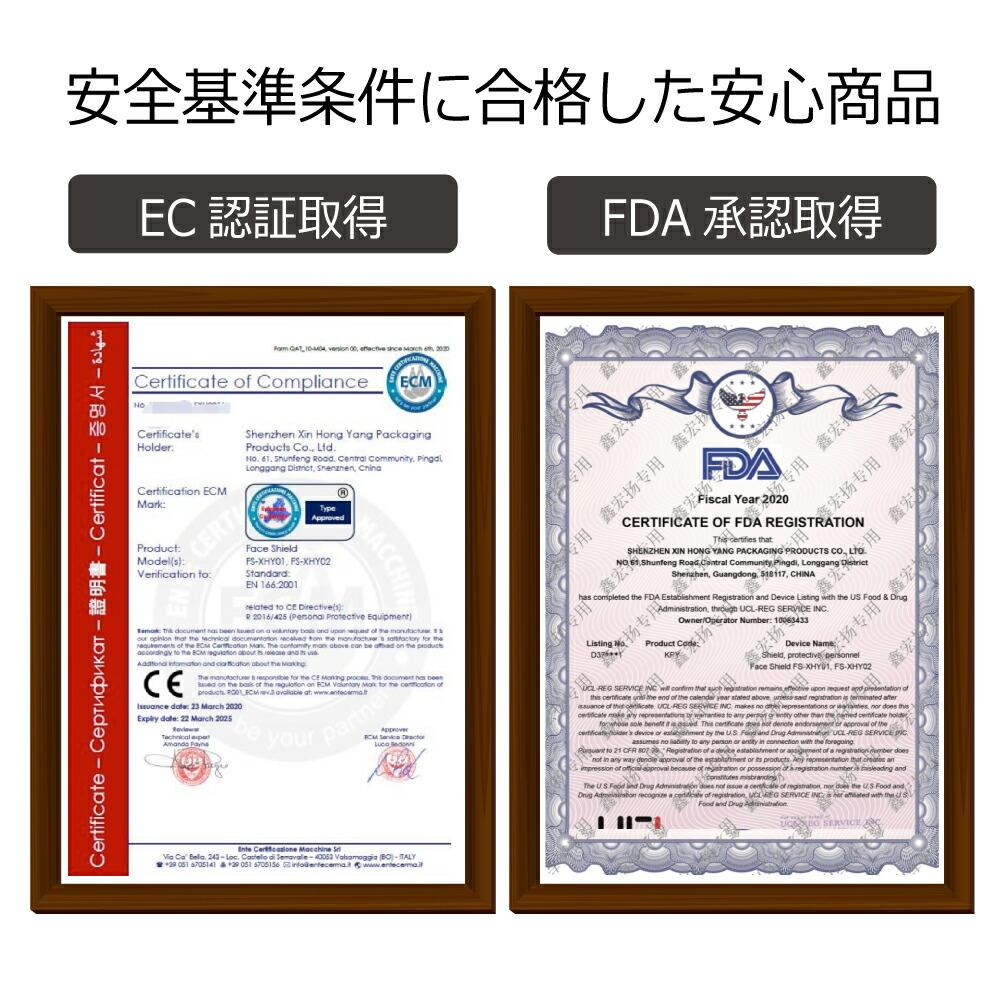 CEマーク、安全基準証明、認証権限の与えられた公認機関(ノーティファイドボディ)、FDA承認、施設登録(Registration)、機器目録の登録(Listing)、医療機器