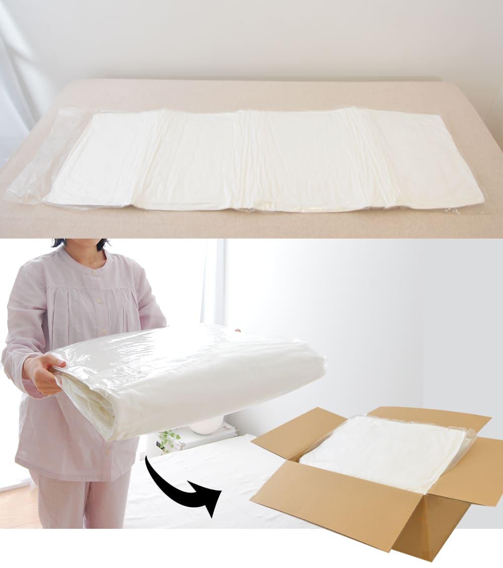 セレクト抱き枕 ポリエステルわた 長方形 長さ120×幅45センチ 画像3