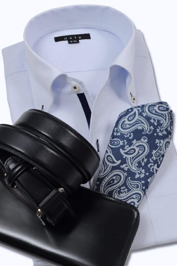 伝統的な涼感技術!涼しげなからみ織りシャツ