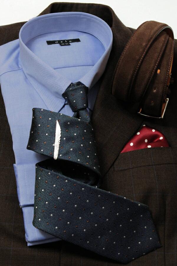 ブラウン系スーツやジャケット