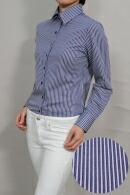 ニットシャツ・長袖・イージーケア・ワイドカラー・日本製