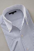 クールマックス・スキッパー・イタリアンカラー・半袖
