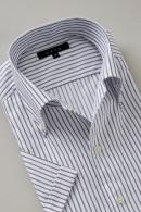 形態安定・クールマックス・イタリアンカラー・半袖