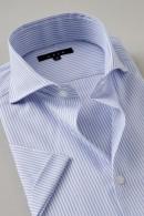 形態安定・クールマックス・ホリゾンタルカラー・半袖