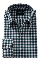 プレミアムコットン120番手双糸・イージーケア・イタリアンカラー・ボタンダウン・第一ボタンあり・ポケット無し