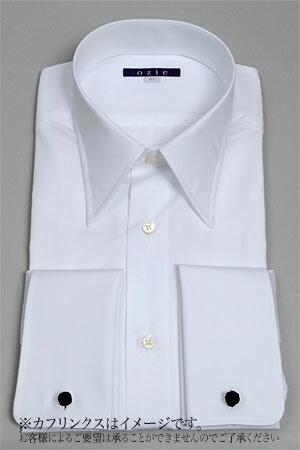 袖後付け立体パターンシャツ