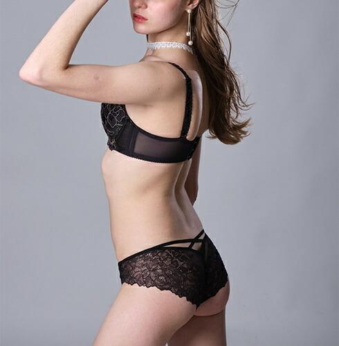 Belletia Paris BELANGE Shorts ベランジェショーツ Model