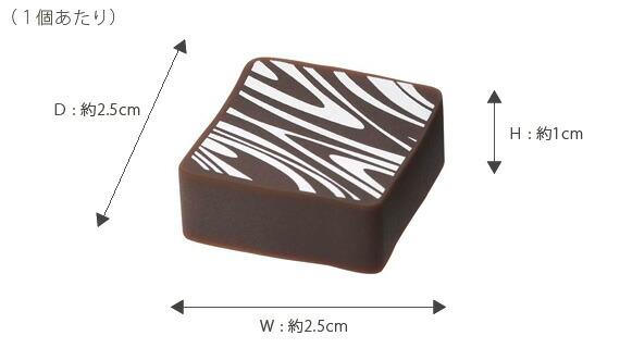 ショコラサイズ