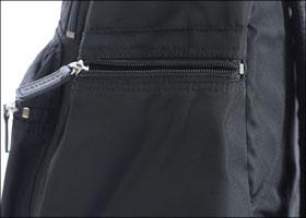 サイドのポケット