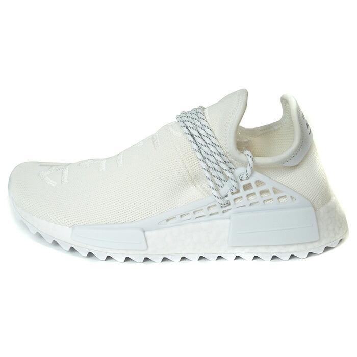 e590f8429d77a PALM NUT  Pharrell Williams X adidas Originals   Farrell Williams X Adidas  PW HU HOLI NMD BC   N M D - Cream White   Running White   cream white  running ...