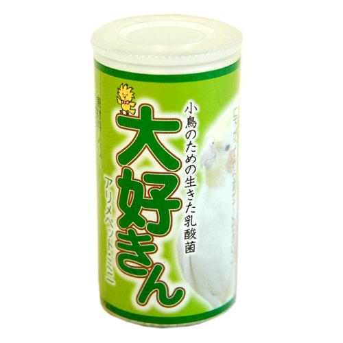 【日本生菌研究所】大好きん小鳥用12g