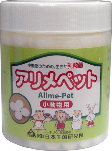 【日本生菌研究所】アリメペット小動物用300g
