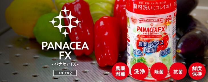PANACEA FX (パナセアFX) 120gx2個