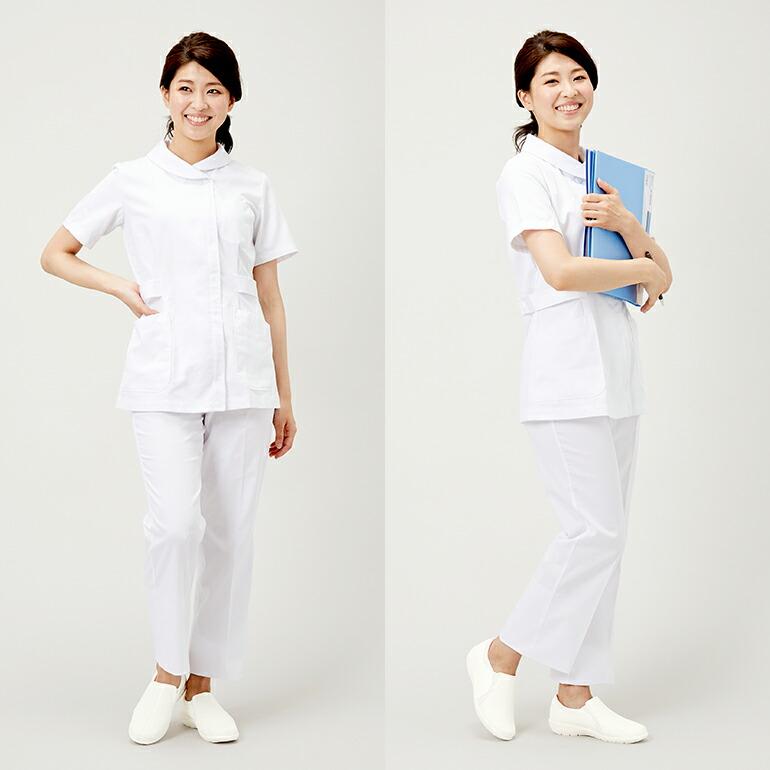 カラー:ホワイト モデル着用サイズ:23.0cm
