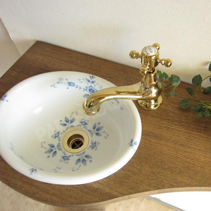 サブリナCC/オールドイングランド手洗器セット設置例3