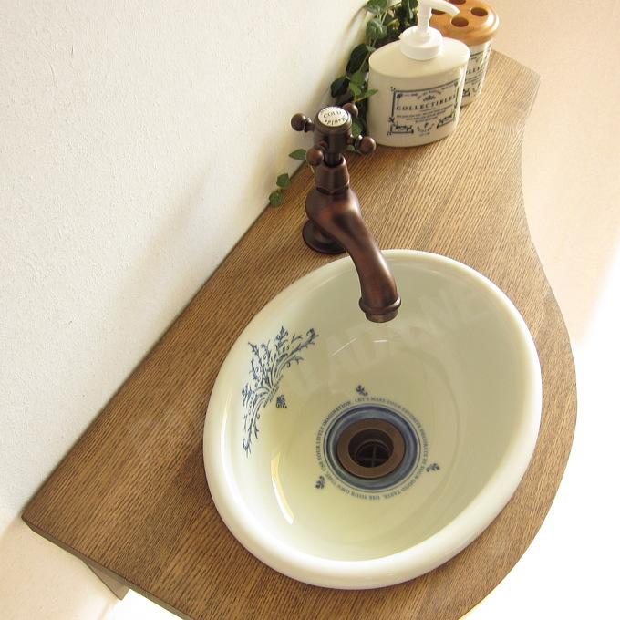 サブリナCC/コレクティブルズ手洗器セット設置例2