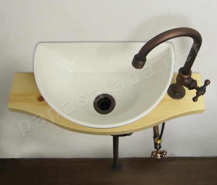 手洗器:リアリーホワイト1