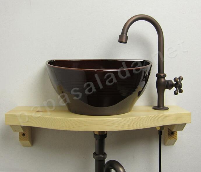 手洗器:ブラウニー1