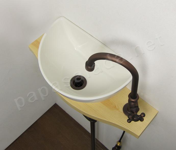 手洗器:リアリーホワイト3