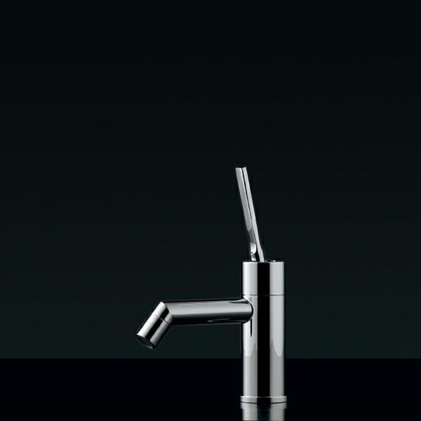 シングルレバー立水栓(クロム)