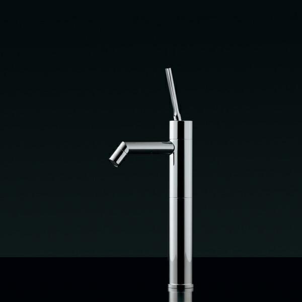 シングルレバートール立水栓(クロム)
