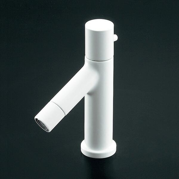 Arona Lavatory モダン立水栓(ホワイト)