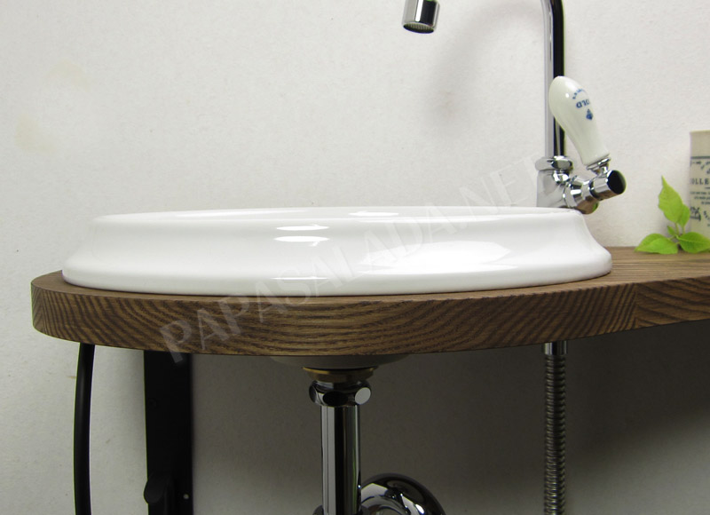 【Plan de Paris】オーバルS手洗器