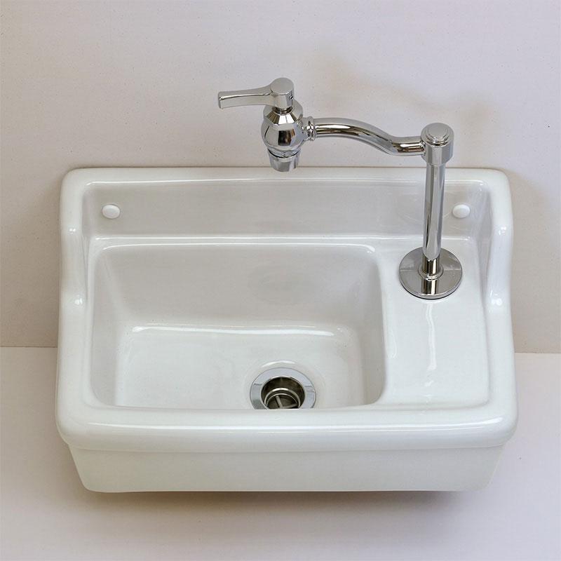 可愛らしいエッセンス壁掛け手洗い器のセット