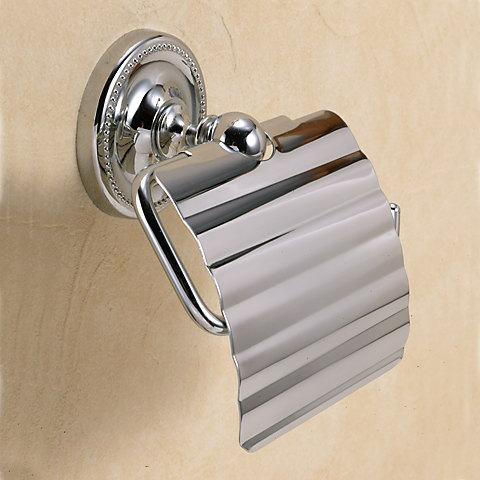 洗面所・トイレ・バス用品真鍮ペーパーホルダー
