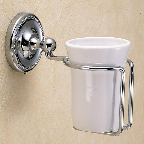 洗面所・トイレ・バス用品真鍮コップ置き