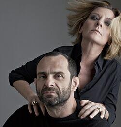 ルドヴィカ+ロべルト・パロンバ