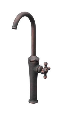 トール立水栓レトロン(仙徳メッキ)