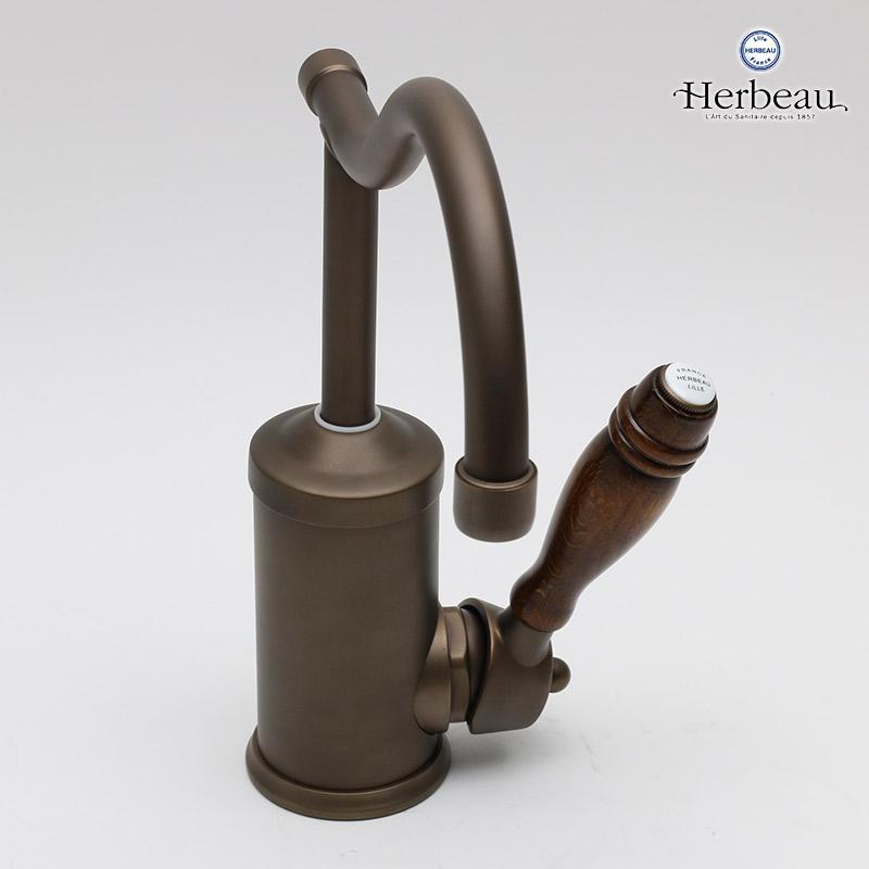 高級水栓金具Herbeau (エルボ)フランス産