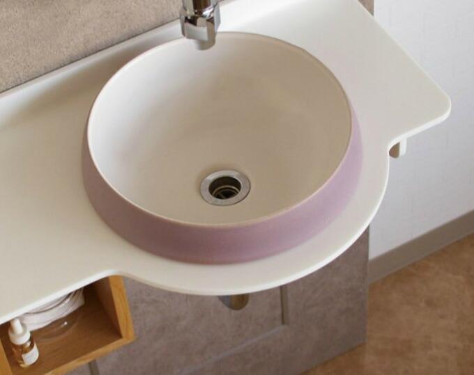 グローブ手洗器(リラ)