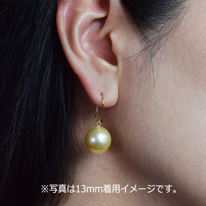白蝶真珠 ピアス
