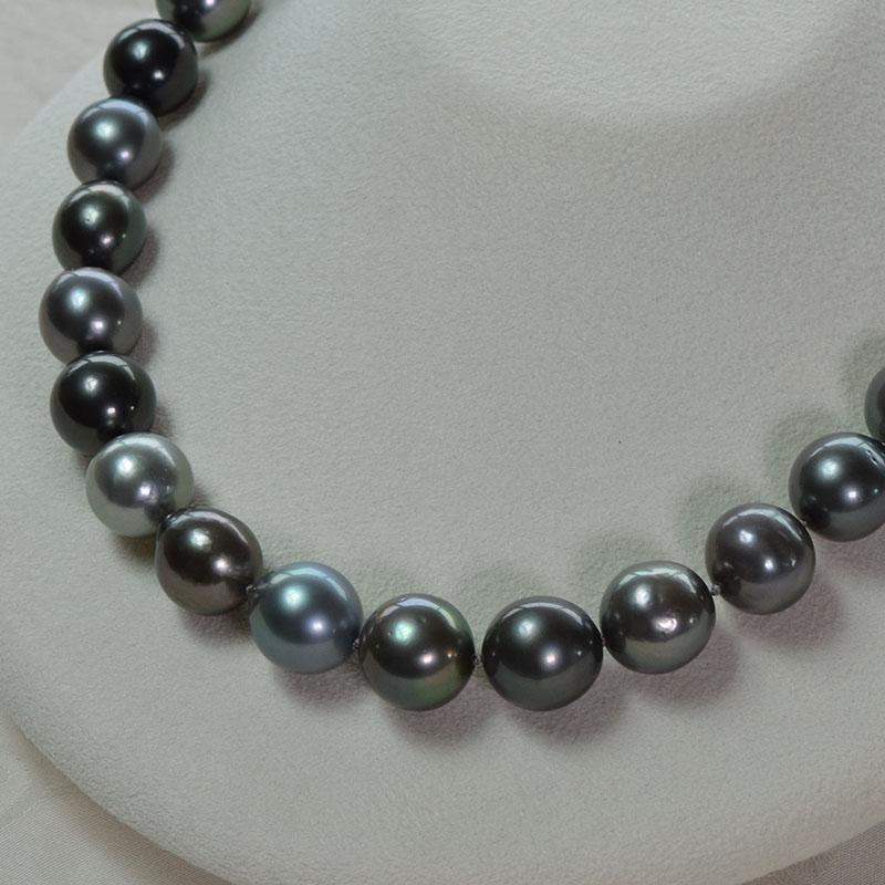 黒蝶真珠 ネックレス