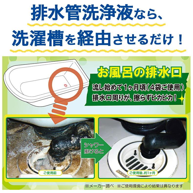 排水管洗浄液10
