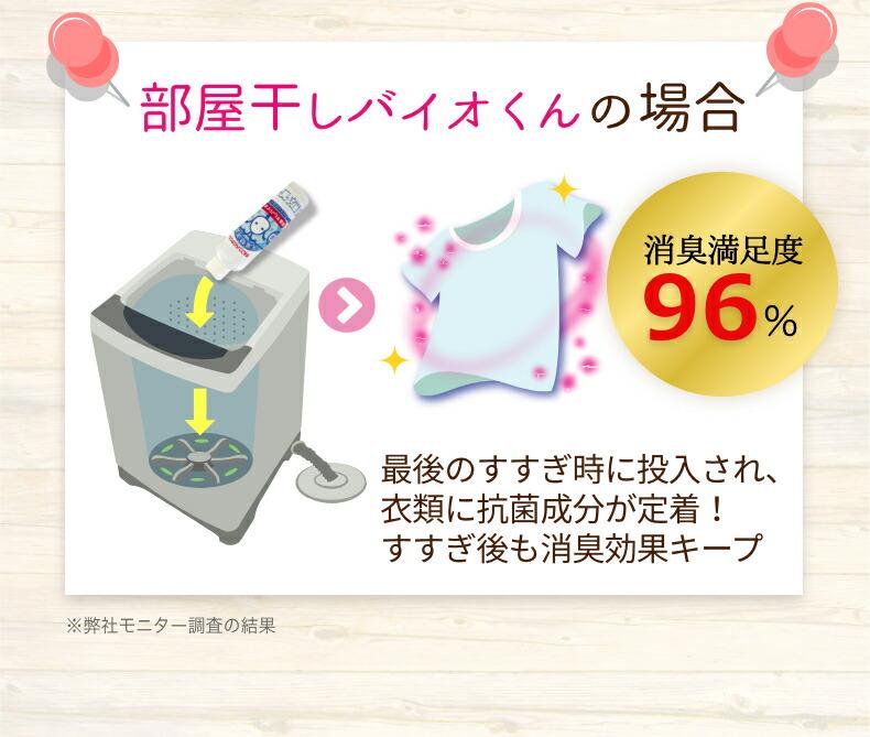 洗濯物消臭部屋干しバイオくん_11
