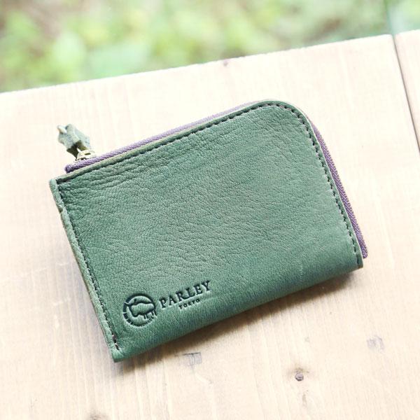 エルク L型財布