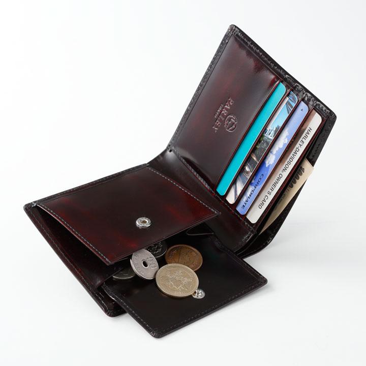 パーリィークラシック 二つ折り財布プレミアム