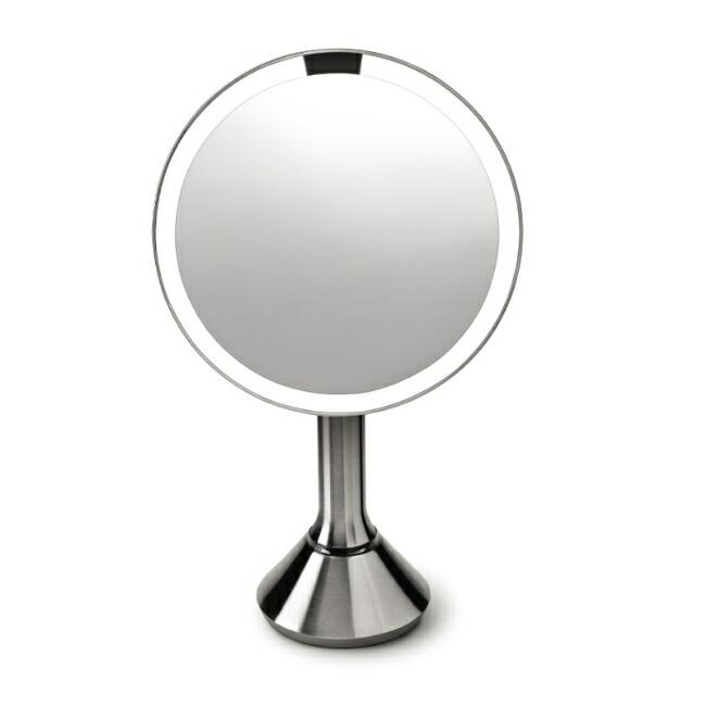 【楽天市場】【simplehuman センサーミラー Ledセンサーライト付拡大鏡 Bt1080】【メーカー直送品