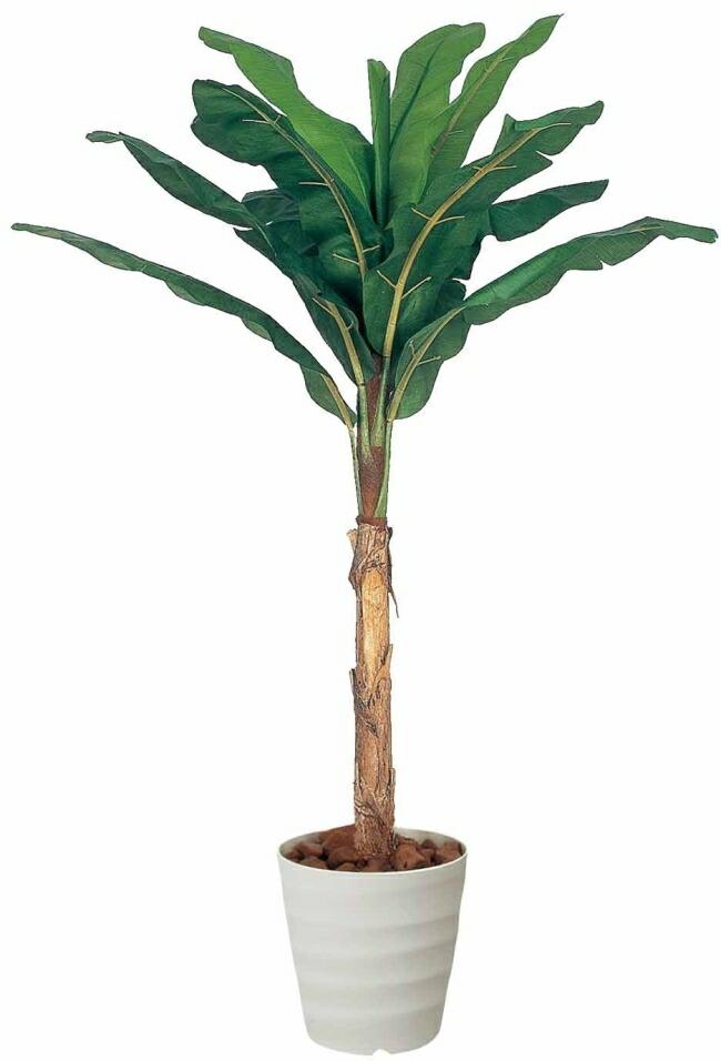 光触媒 バナナ 2.0m【インテリアグリーン 人工観葉植物】