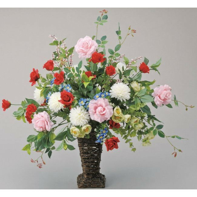 光の楽園ピエール【アートフラワー 造花 】