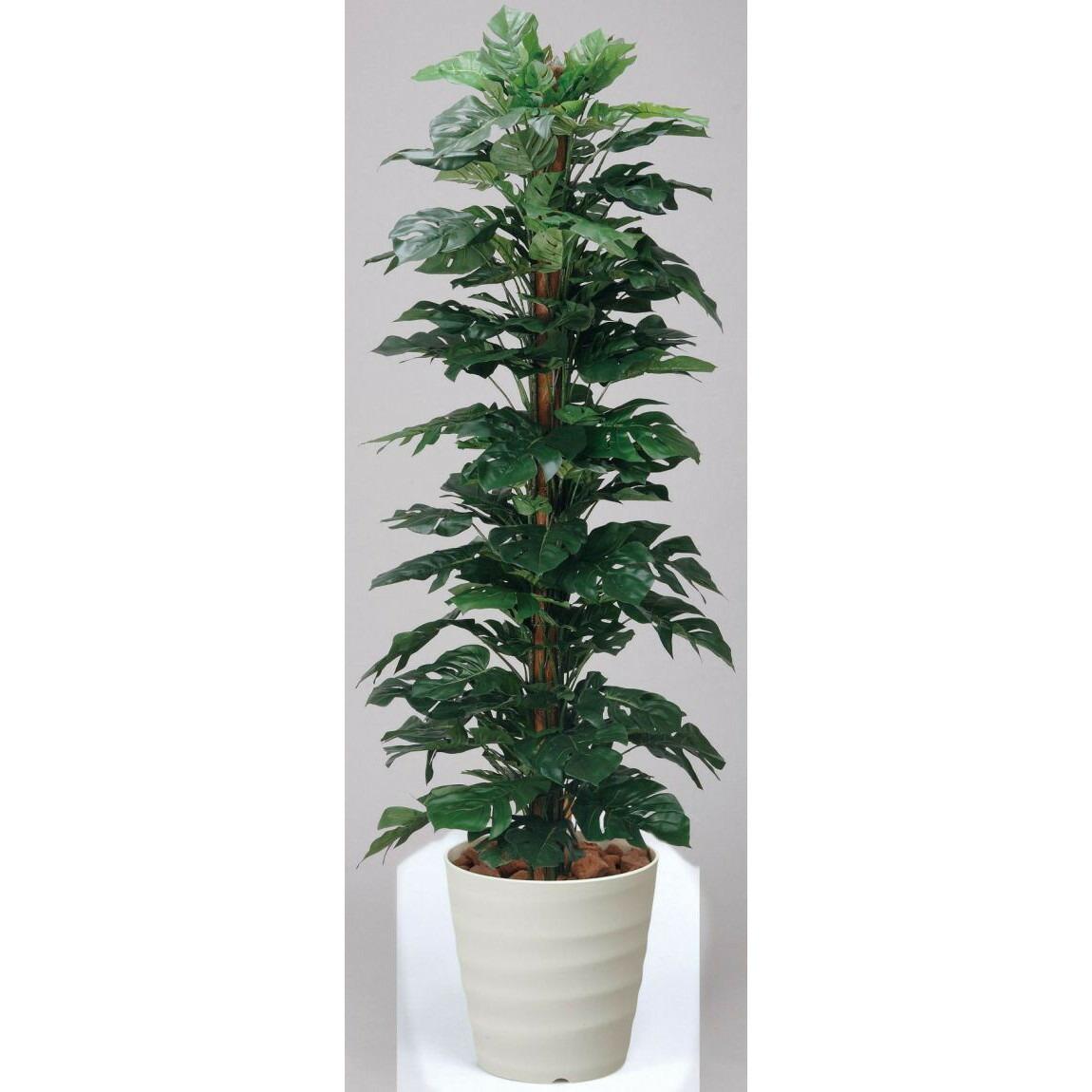 光触媒 光の楽園スプリットフィロ 1.8m【インテリアグリーン 人工観葉植物】
