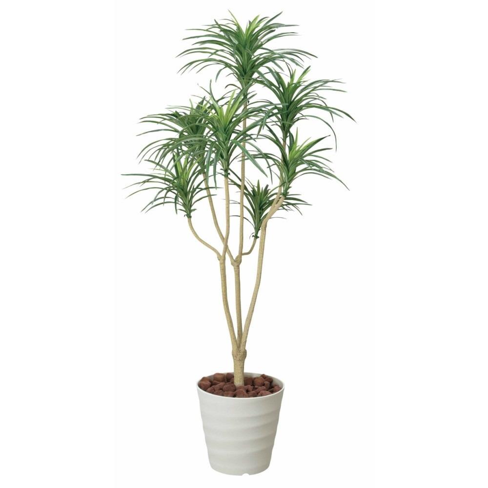 光触媒 光の楽園ユッカ 1.6m【インテリアグリーン 人工観葉植物】
